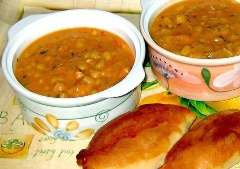Фото рецепта: Суп из кукурузы