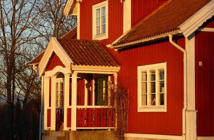 Ferienhaus am See Åsnen, Almen, Urshult, Tingsryd, Smaland, Schweden