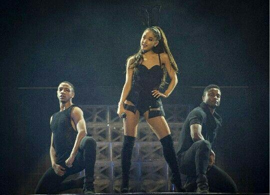"Ariana Grande en Montreal 6/8/15 ""HoneyMoon Tour"""