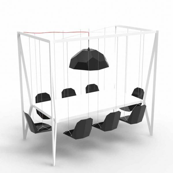 swing table - Duffy LondonIdeas, Swings Tables, London Swings, Swings Chairs, Dreams House, Duffy London, Furniture, Products, Design
