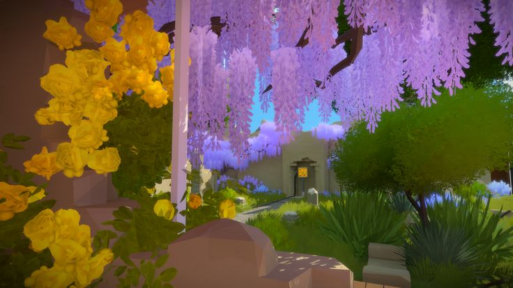 The man and the island: Wandering through Jonathan Blow's The Witness | Ars Technica