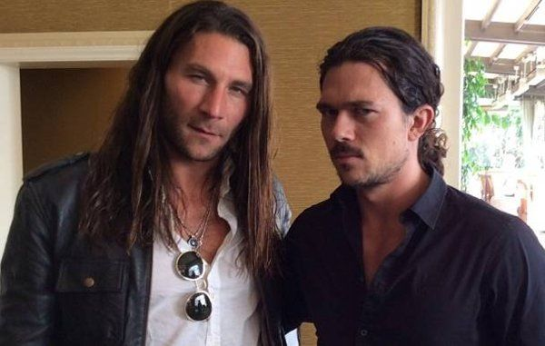 Black+Sails+TV+Series | Black Sails' Star Luke Arnold Takes Over Yahoo TV's Instagram | Yahoo ...