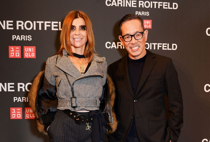 What's Her Secret? Carine Roitfeld on Her Second UNIQLO Collection - 29Secrets