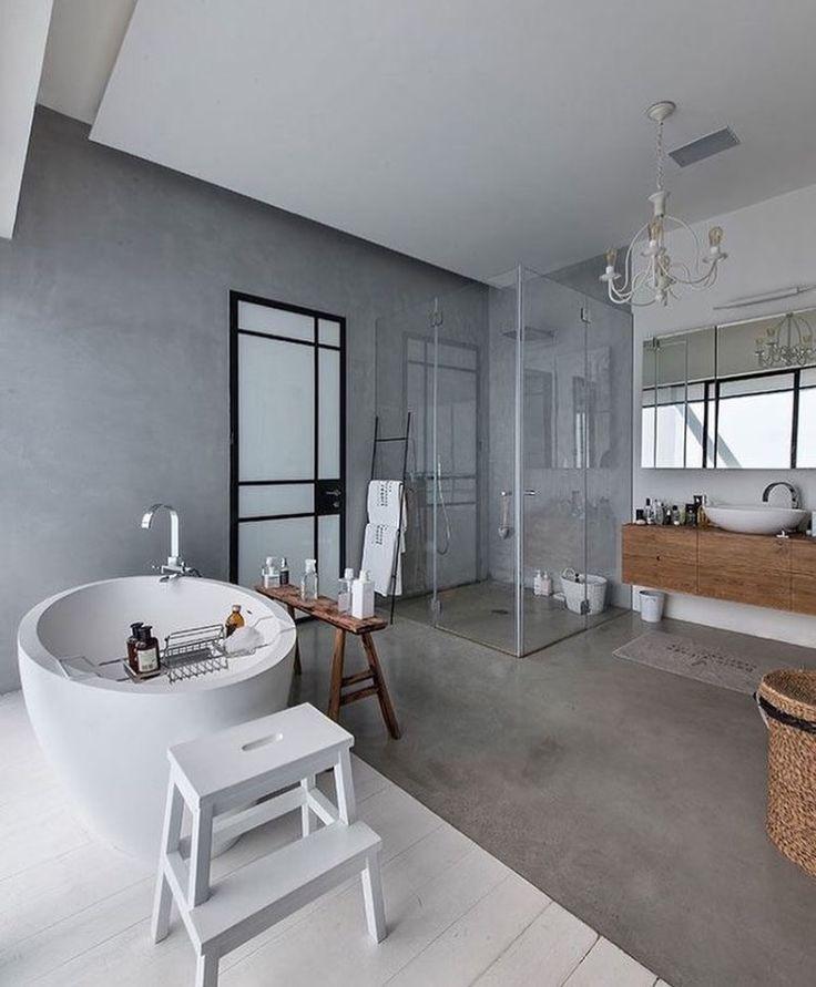 Bathroom style Grey