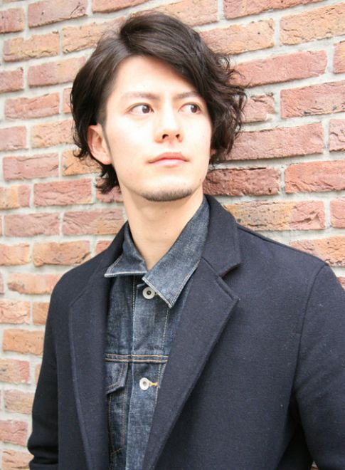 大人めツーブロック☆ウェーブでトラッドに 【RAGUEL】 http://beautynavi.woman.excite.co.jp/salon/21483 ≪ #menshair #menshairstyle・メンズ・ヘアスタイル・髪形・髪型≫