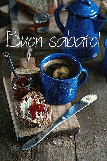 Buongiorno con un caffè