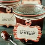 Slow Cooker Apple Butter Recipe | My Baking Addiction