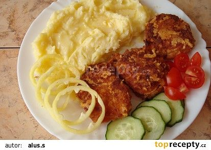 Aljašská treska v županu recept - TopRecepty.cz