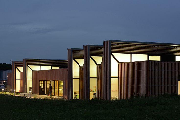 Galería - Centro clínico municipal / studiolada architects - 14