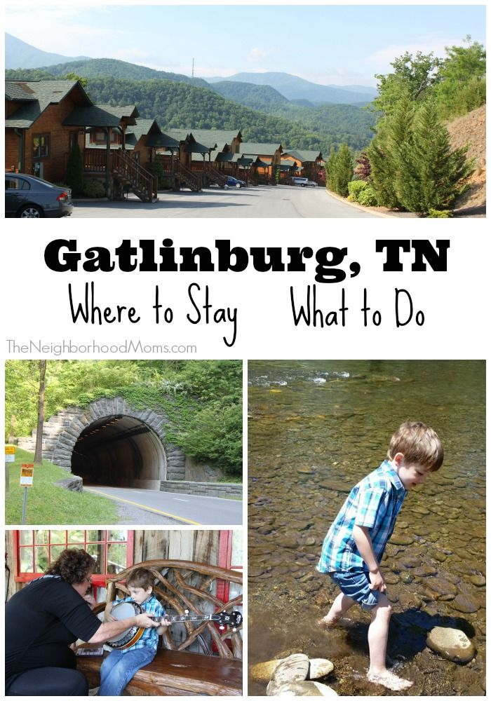After renting an amazing cabin from Gatlinburg Falls Resort, we sought out cheap and free fun in Gatlinburg and surrounding areas!