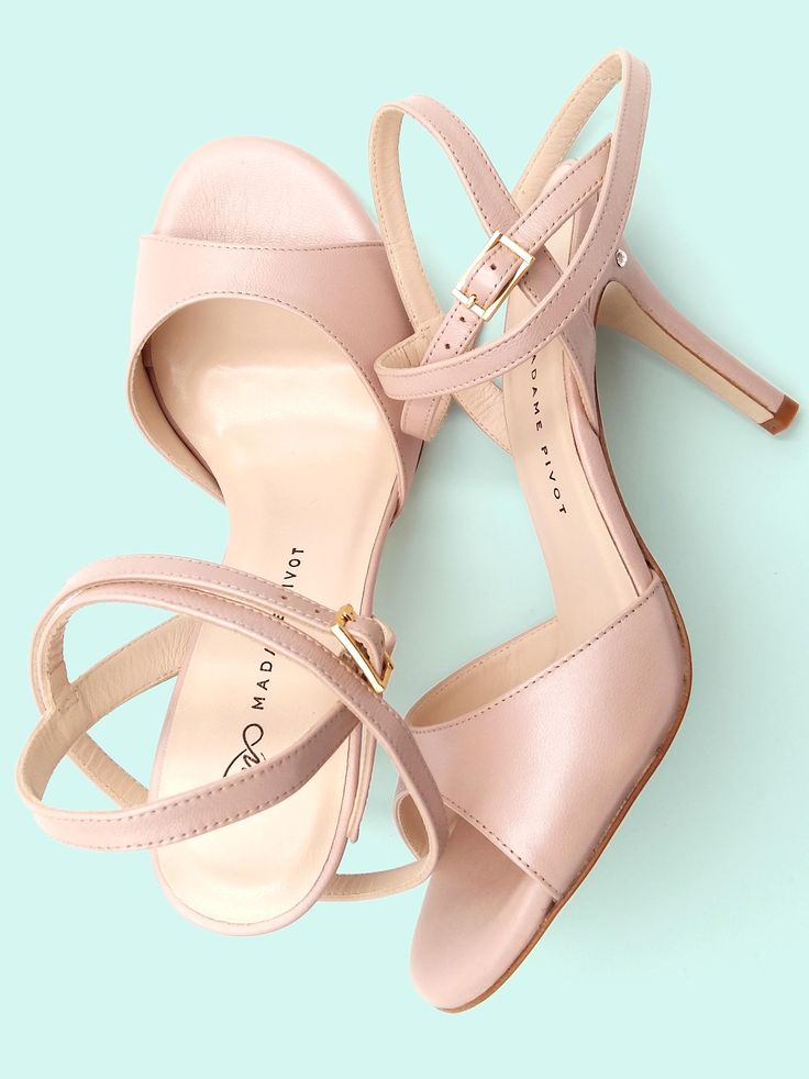 Nude Look! Tango shoes collection