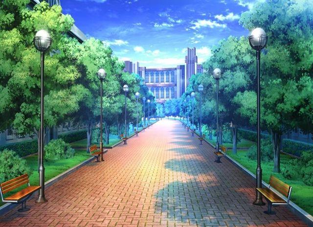 City scenery background anime background anime scenery - Portrait anime wallpaper ...