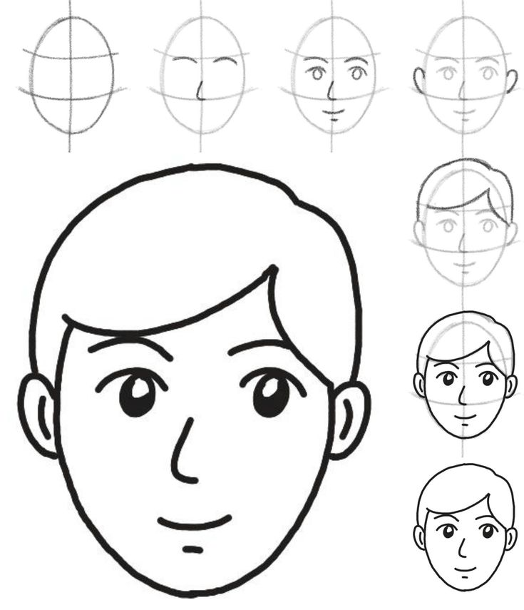 I remember when I was in preschool, I found it challenging to draw a person's face. Thankfully, an older cousin taught me how to do it using simple shapes (That started a childhood of paper d…