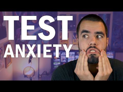 Test Anxiety: How to Take On Your Exams Without Stress - College Info Geek - YouTube | School ...