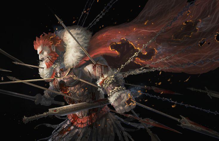Fate/zero - Rider- Iskandar