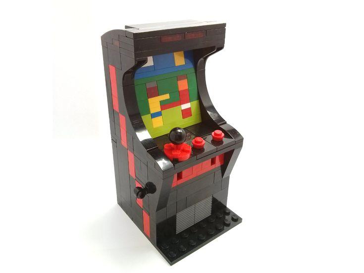 Slot machine lego