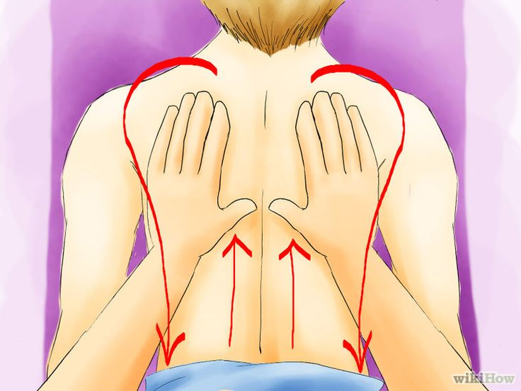 Image intitulée Give a Back Massage Step 10