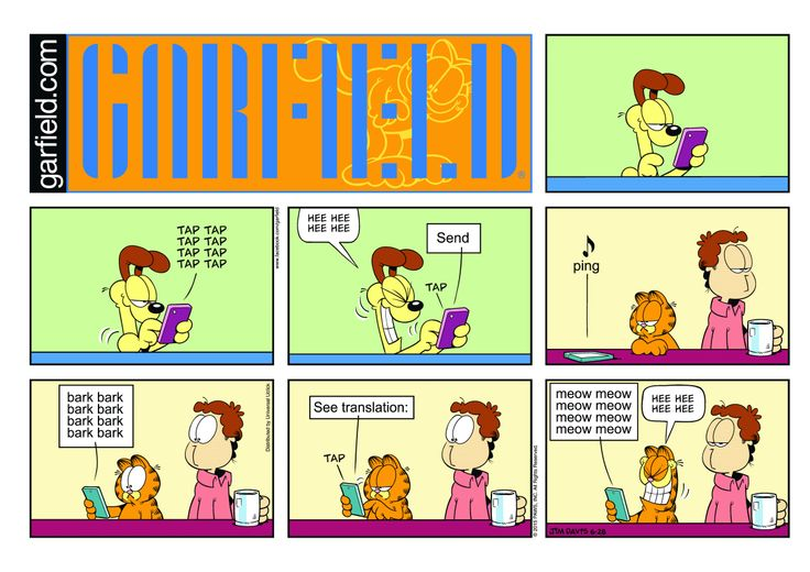 1000+ Images About Comics: Garfield On Pinterest