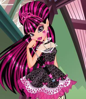 Jogos das Monster High no Keba Jogos