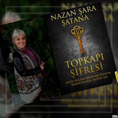 kitaplar:   TOPKAPIŞİFRESİ Babaannesi…DevletHatun. Sultan ba...