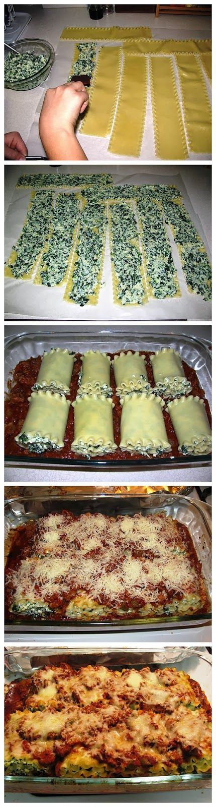 Healthy Turkey and Spinach Lasagna Rolls.. I tested these this past week using Double Duty ground italian turkey sausage. Home Run! To appease the picky eaters my meal plan subscribers feed, I revised the recipe a bit, squeezing spinach dry and actually blending with the ricotta in the blender, so they don't see chunks of spinach.