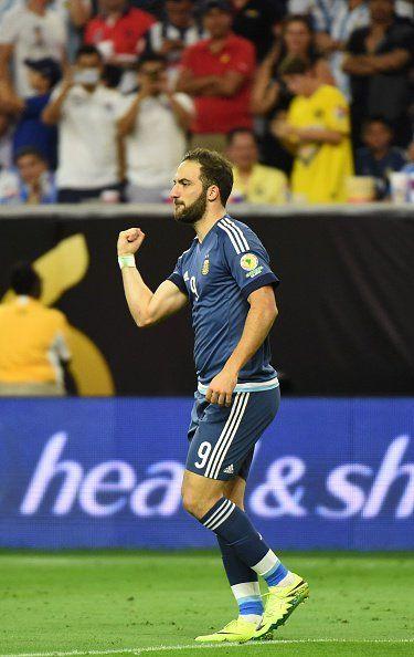 Maillot Higuaín Argentine Copa America 2016 Centennial