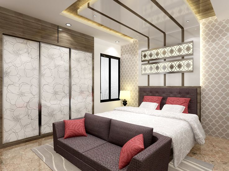 Master Bed Room for Luxury Living