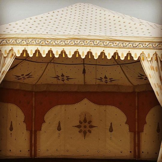 Arabian Tents by www.indiantents.com