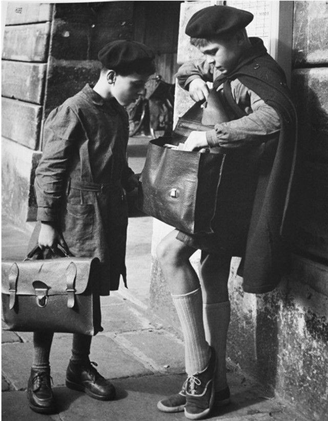 Ilse Bing, Paris 1952