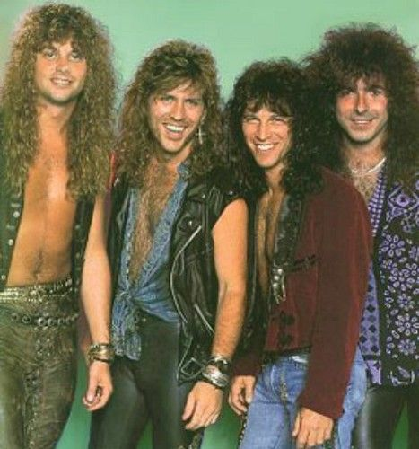 80s Hair Metal Bands: Then and Now