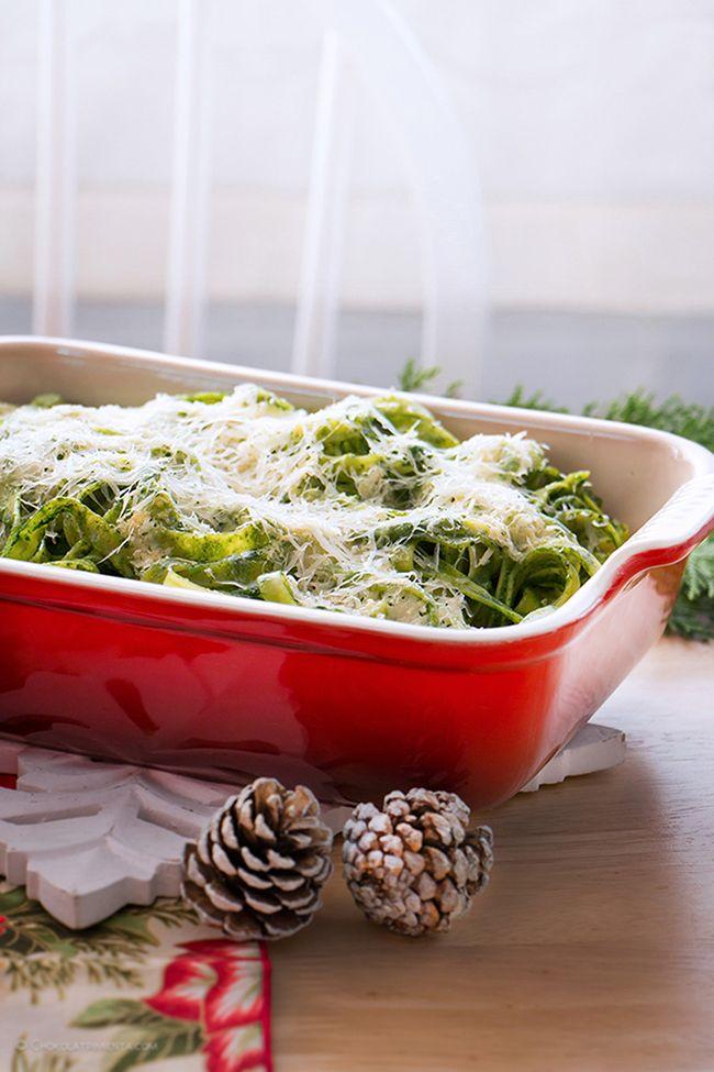 Receta: Pasta en salsa Verde