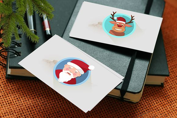 Check out Christmas flat icons illustrated by Dana Costin on Creative Market