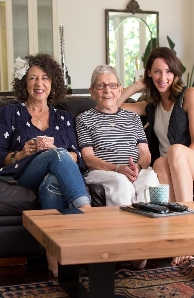 The Silbery family will bring feisty discussion to Gogglebox Australia. Picture: Supplied / Foxtel