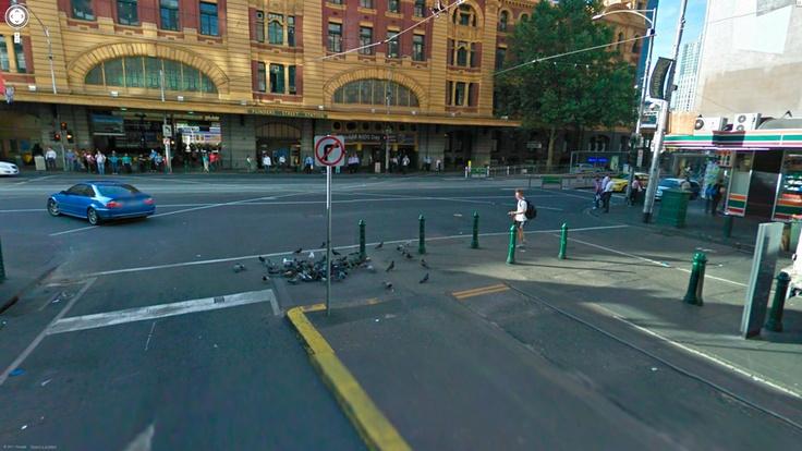 Street View Series VII | MelbourneStreet | 18 Dec 2011