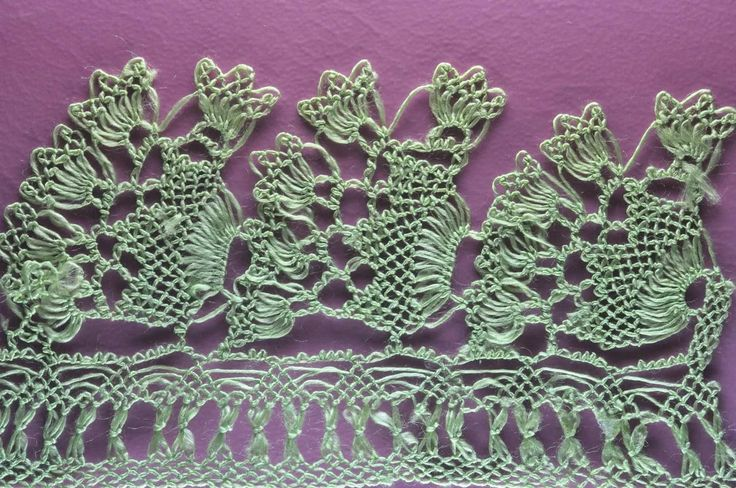 For makers of lace, all techniques