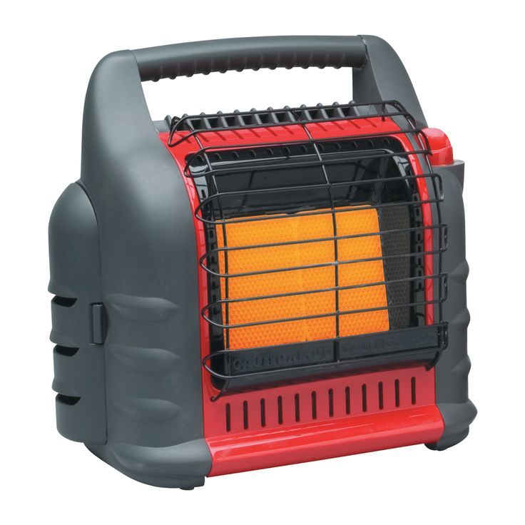 Mr. Heater Big Buddy Indoor/Outdoor Propane Heater — 18,000 BTU, Model# MH18B | Propane Portable Heaters| Northern Tool + Equipment