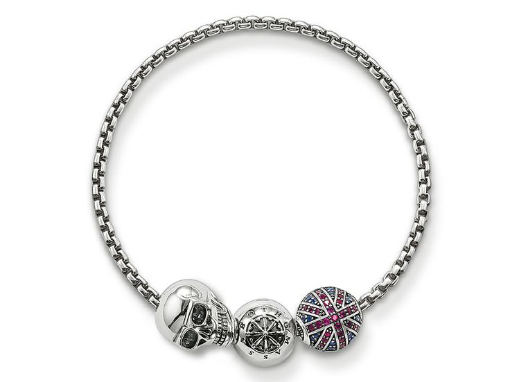 Rebel enough? Show it! THOMAS SABO Karma Beads: http://thomassa.bo/LvSJoi