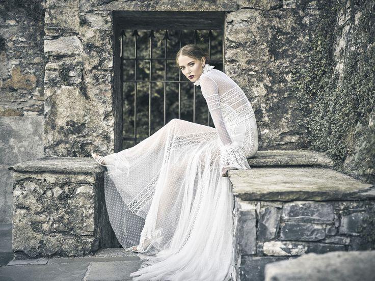 Queen of Como: Regal Wedding Looks for the Modern Bride