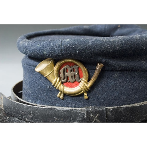 7a9a4727b0d USMC Civil War era kepi.