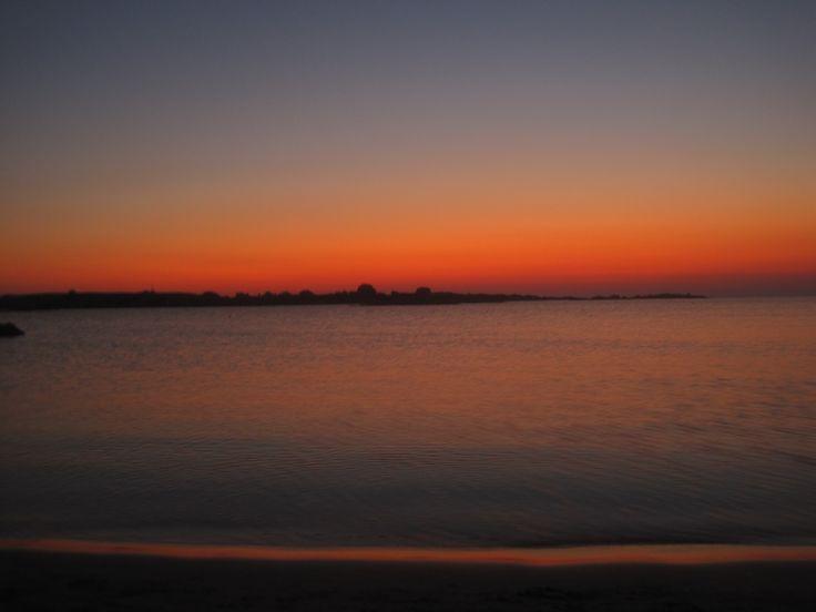 #Sunset #Elafonisi #Chania #Crete