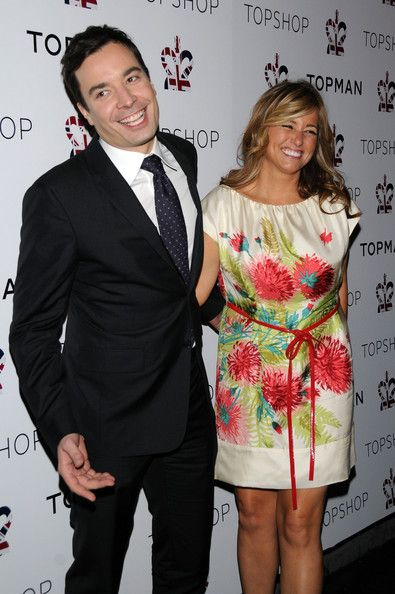 Nancy Juvonen Fallon Flower Dress Must Find! Arcadia Group Celebrates The Launch Of TOPSHOP And TOPMAN