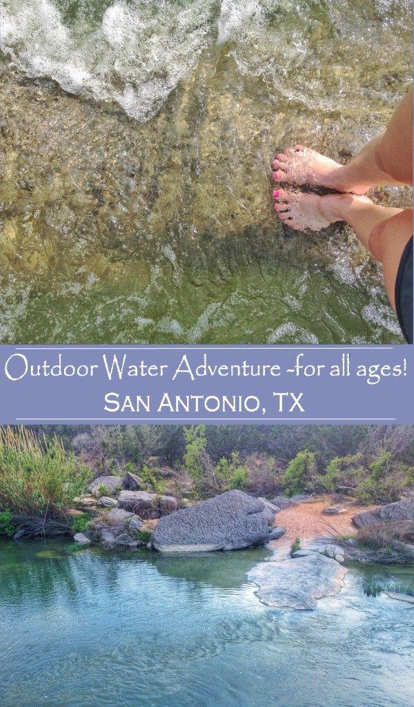 Best Day trip in San Antonio Texas, Outdoor Adventure! Pedernales Falls, Fun things to do for kids in San Antonio --PeachesAndPolish.com