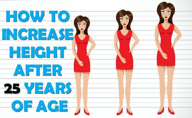 How To Increase Height After 25 Years Of Age With 5 Exercises