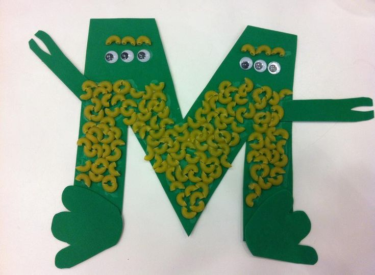 letter m crafts toddlers