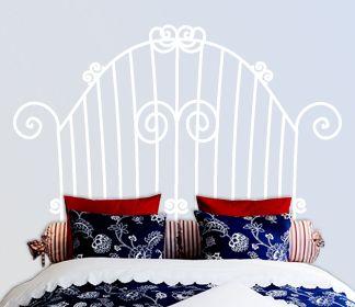 Vinilos decorativos - Adhesivos de pared - Cabeceros de cama - Printemps - Viniloestil