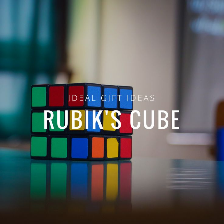 Rubik's cube is often associated with great inteligence. It is hard to solve, but it can be done by casual people with appropriate algorithms. It's a great gift if you want to show someone that he is smart enough to solve it. http://bit.ly/2qx42Bk