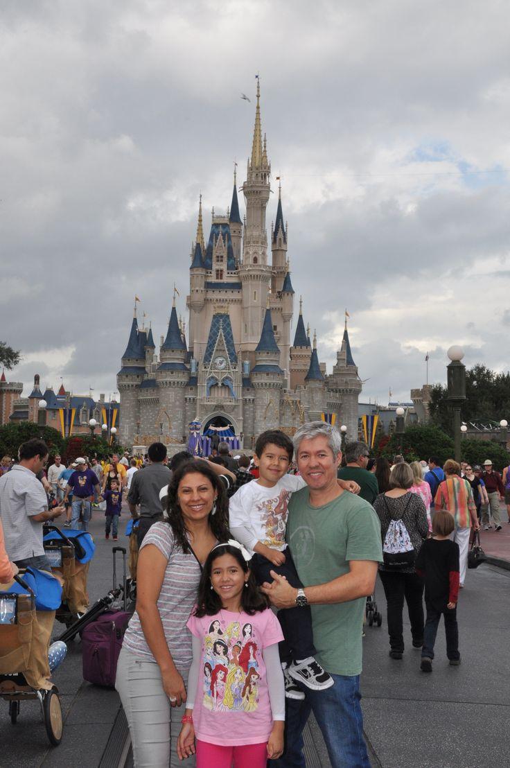 Férias dos sonhos na Disney!