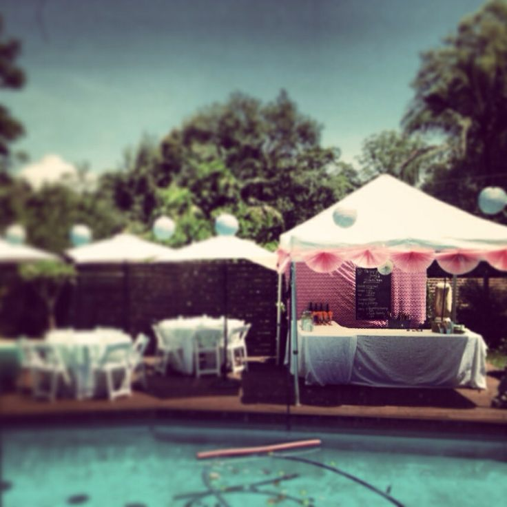 Private Pool Party 2014