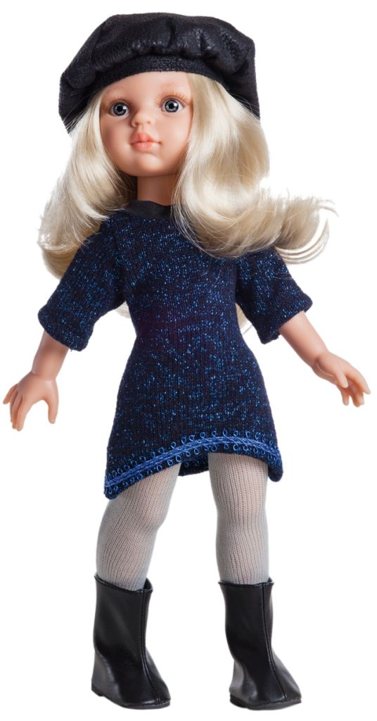 Realistická panenka Claudia od f. Paola Reina ze Španělska