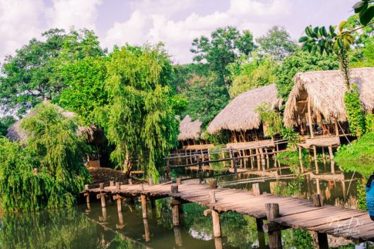 If you're only going to visit one Ede village while you're in Buon Ma Thuot, the Ako Dhong Village offers an easy and worthwhile experience.